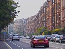 Orizzonte di Edinburgh Fotografie Stock Libere da Diritti