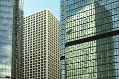 Orizzonte di Hong Kong Immagine Stock
