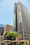 Orizzonte di Honolulu Immagine Stock Libera da Diritti