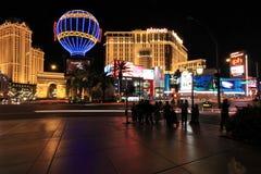 Orizzonte di Las Vegas Fotografia Stock