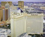 Orizzonte di Las Vegas Fotografie Stock Libere da Diritti