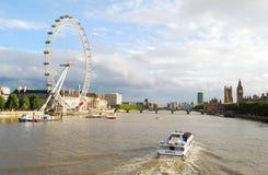 Orizzonte di Londra Immagini Stock Libere da Diritti
