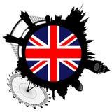 Orizzonte di Londra Fotografie Stock Libere da Diritti