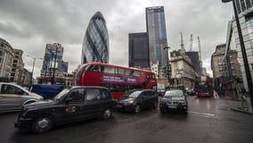 Orizzonte di Londra Immagini Stock