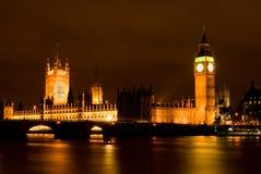 Orizzonte di Londra Fotografie Stock