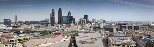 Orizzonte di Londra, Regno Unito Fotografie Stock Libere da Diritti