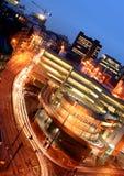 Orizzonte di Manchester Fotografie Stock