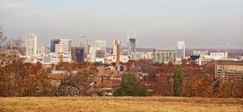 Orizzonte di Nashville Immagine Stock