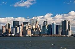 Orizzonte di New York immagine stock libera da diritti