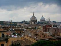 Orizzonte di Roma Immagine Stock Libera da Diritti
