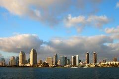Orizzonte di San Diego Immagine Stock Libera da Diritti