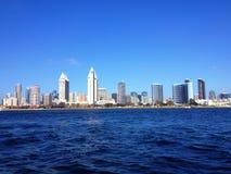 Orizzonte di San Diego Fotografie Stock