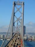 Orizzonte di San Francisco Immagini Stock
