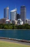 Orizzonte di Sydney Fotografia Stock
