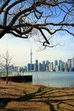 Orizzonte di Toronto Fotografie Stock