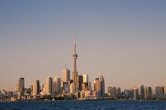 Orizzonte di Toronto immagini stock