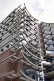Orizzonte e costruzioni di Caracas Immagine Stock