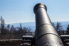 Orizzonte spagna Granada del cannone Fotografia Stock Libera da Diritti