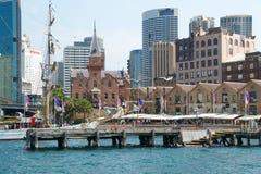 Orizzonte Sydney Immagine Stock Libera da Diritti
