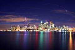 Orizzonti di Toronto Immagini Stock