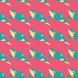 Orka naadloos patroon Stock Foto