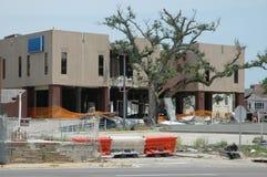 Orkaan Katrina Stock Foto's