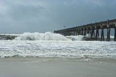orkan Fotografering för Bildbyråer
