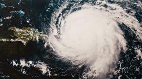 Orkan Irma royaltyfria bilder