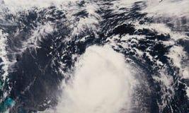 Orkan Jose arkivbild