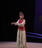 """Orkidén fingrar - västra Chamber†för Kunqu opera""""the  Royaltyfri Bild"""