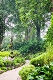 Orkidéträdgård, del av botaniska trädgårdar i Singapore Fotografering för Bildbyråer