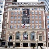 Orkiestra Hall Zdjęcie Stock
