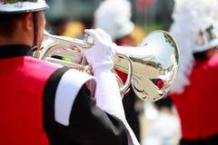 Orkiestra Marsszowa, Zdjęcie Royalty Free