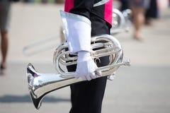 Orkiestra Marsszowa, Fotografia Royalty Free