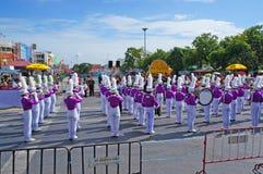 Orkiestra marsszowa Fotografia Stock