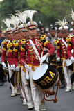 Orkiestra Marsszowa NOWA Zdjęcia Royalty Free