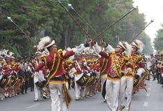 Orkiestra Marsszowa NOWA Fotografia Stock