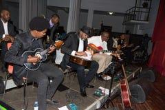 Orkiestra obywatel przylądek Verde zdjęcia stock