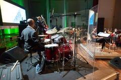 Orkiestra obywatel przylądek Verde obrazy royalty free