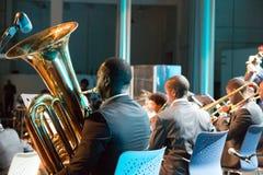 Orkiestra obywatel przylądek Verde zdjęcie royalty free