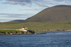 Orkney island lighthouse Royalty Free Stock Photos