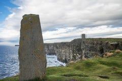 Orkney wysp panorama Fotografia Stock