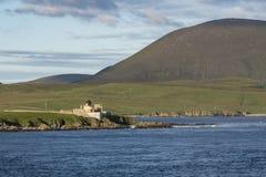 Orkney wyspy latarnia morska Zdjęcia Royalty Free