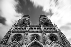 Orléans Cathedral Royalty Free Stock Images