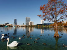 Orlando Royalty Free Stock Image