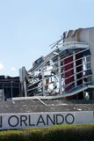 Orlando Amway Arena Demolition (22) Stock Image