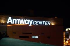 Orlando Amway-centrum royalty-vrije stock foto's