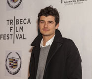 Orlando Bloom Stock Afbeelding