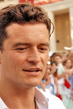 Orlando Bloom al Giffoni Film Festival 2015 Stock Photo