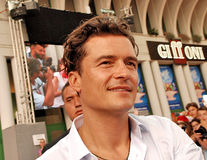 Orlando Bloom al Giffoni Film Festival 2015 Stock Photos